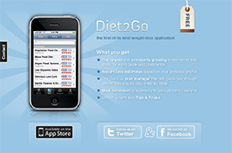 diet2go site
